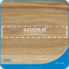 High quality environmental protected super click vinyl floor tile