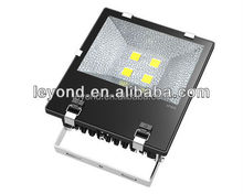 IP65 led outdoor flood light, CE,RoHS,UL cetificated High power led flood light, with Meanwell driver