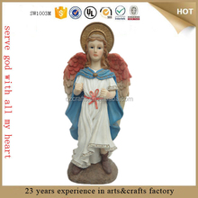 10*13*28CM resin life size angel statue