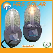 memorial lighting solar grave light solar candle light