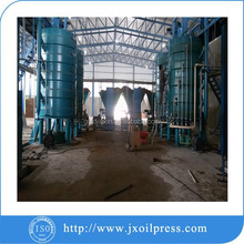 Coconut oil extraction machinery process line