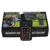 rechargeable long range 1000m electronic dog trainer Remote dog trainer for 3 dogs