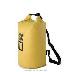 Promotion Colorful 10L ocean pack waterproof dry bag