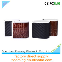 promotional portable mobile battery mini power bank case from china online shopping site