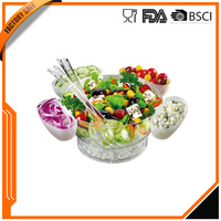 Easy to clean best choice for any kitchen and family plastic food tray