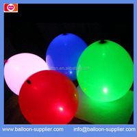 1000pcs colourfull LED ballon glowing balloons free shipping to USA by Fedex or DHL