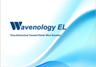 Wavenology EL - tridimensional transitória onda elástica Simulator