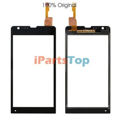 Wholesale 100% Original Genuine OEM For Sony Xperia SP M35H Black Touch Screen Digitizer Panel