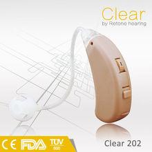 Open fit hearing aid digital hearing aids open hearing amplifier