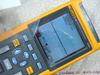 FLUKE 124 INDUSTRIAL SCOPE METER 40MHZ W/ ACCESSORIES+ FREE STORAGE CASE