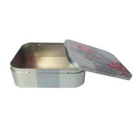 factory directly supply lady tin jewelry box