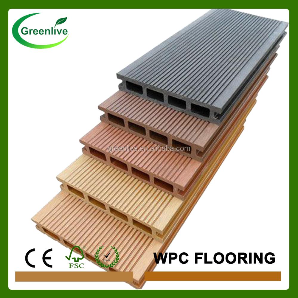 waterproof ship deck flooring wpc materials