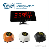 Restaurant Table Call Bell Customer Call Waiter Wireless Service Calling System