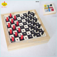 Mini Travel 2 in 1 Game Set With Checker Ludo games