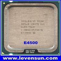 Intel cpu Core 2 Duo Processor E4500 (2M Cache, 2.20 GHz, 800 MHz FSB)