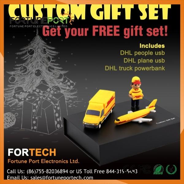 regalos innovadores para los clientes con una unidad flash usb diseo agradable