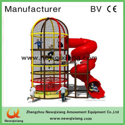 Factory direcft selling ocean Series Electirc Palm tree indoor playground equipment , indoor castle playground naughty castle