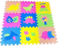Dinosaur game baby toys kids EVA mat