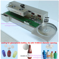 OPTS-60B Electromanetic induction sealing machine for bottle with mutiple functions