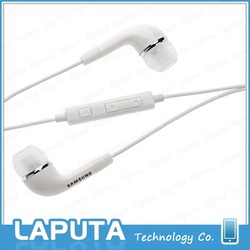 Mobile Phone Accessories Factory In China For Samsung Galaxy S3 Earphones