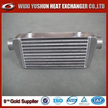 high performance custom plate fin aluminum car radiator/intercooler/ auto radiator