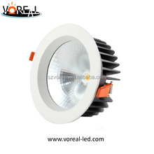 4 inch 18w dimmable led downlight 3 years warranty cob CREE led downlight