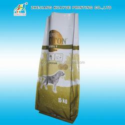 Pet Food Type Dogs Food Bag Packaging,Useful Vitamins Pet Food Bags,Colord Printed Dog Food Bag