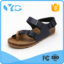 pu synthetic leather upper for man shoes chappals sandal