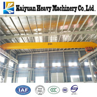 Best selling EOT type electrical single beam overhead crane for Pakistan