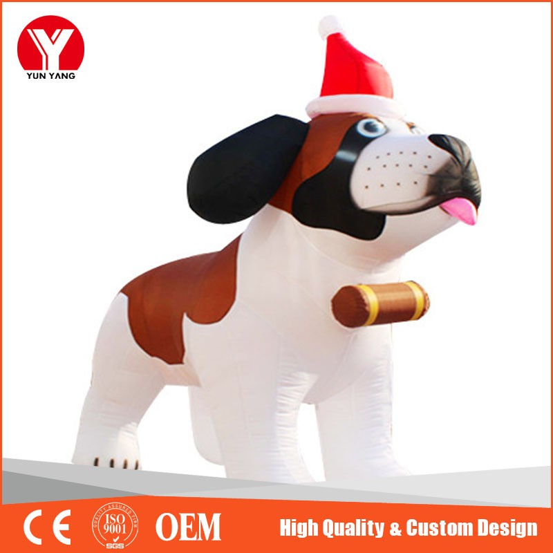inflatable dog 40