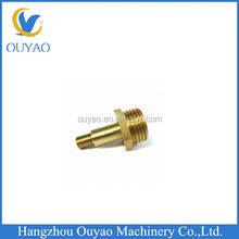 Brass Metal Part/CNC Lathe Machining with Imported High Precision Lathe