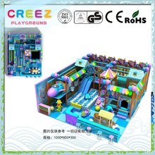 Wenzhou factory kids soft play equipment teenage play area (CZ.B2204)