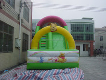 cute design inflatable water park, inflatable water slides for sale