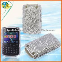 Bling Back Cover For BlackBerry Curve 9220/9320 Mobile Phone Diamond Rhinestone Hard Case