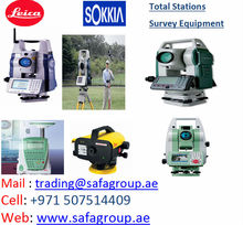 LEICA SWITZERLAND TOTAL STATION & LEVEL INSTRUMENTS