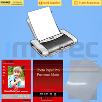 Professional A4 RC Glossy Inkjet Photo Paper