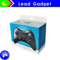 2015 High Quality Game Controller for wii u with controller gift package