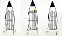 Steel Wire Rack for wine bottle small wire rack