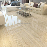 super black matte finish marble ceramic floor Tile metallic glazed Tile