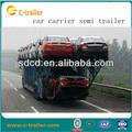 portador de coche semirremolque en venta / coche camión de remolque / vehículo remolque portador
