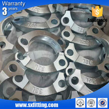 High Quality Iso 6162 Flange Fittings-Sae J518 L-Series Split Flange Clamps Fl