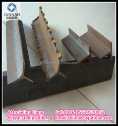 Construction building material T- shape Beam T Beam Sizes Export to Africa