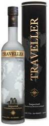 Traveller Black Edition Vodka 750ml