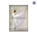 Las niñas de la danza de la pintura/bailarina de ballet pintura al óleo/bailarina de la pintura
