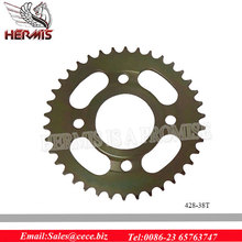 Motorcycle Chain Sprocket 428-38T