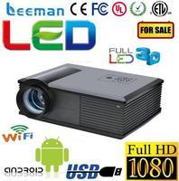 dlp mini projector for smartphones Leeman LED