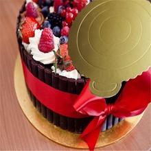 celebrar el cumpleaños de la torta plaza tambor decoración de la torta tableros