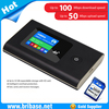 Portable 4G Hotspot Mobile Wifi Router 2100mAh Battery capacity Router