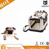 Soft Portable Dog Crate / Outdoor Pet Home for Small Dogs/Cats