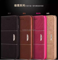 Original XUNDD Smart Stand Wallet Flip Folio PU Leather Case For Apple Iphone6/ Iphone6 plus Eagle Seires